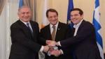 Israel, Cyprus and Greece