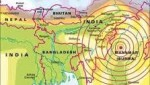 earthquake india