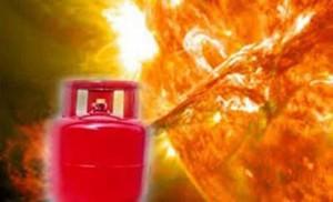 gas-cilinder blust