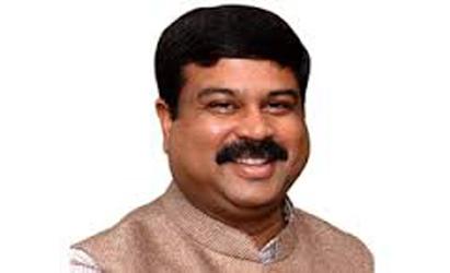 india petrolium minister dhormendro prodhan