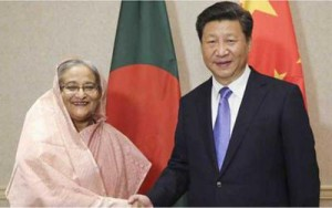 china president with pm