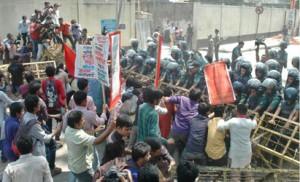 gas price protest-energybangla 2