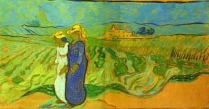 two-women-crossing-the-fields