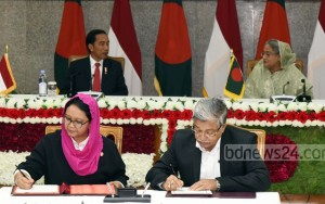 Pm with indonesia president energ
