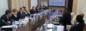 Rooppur Project Implementation Coordination Committee Meeting in Moscow